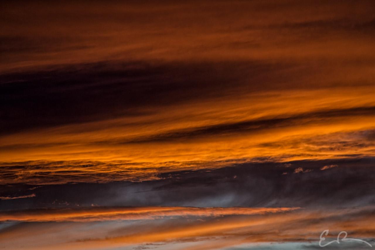 Sky on Fire 9
