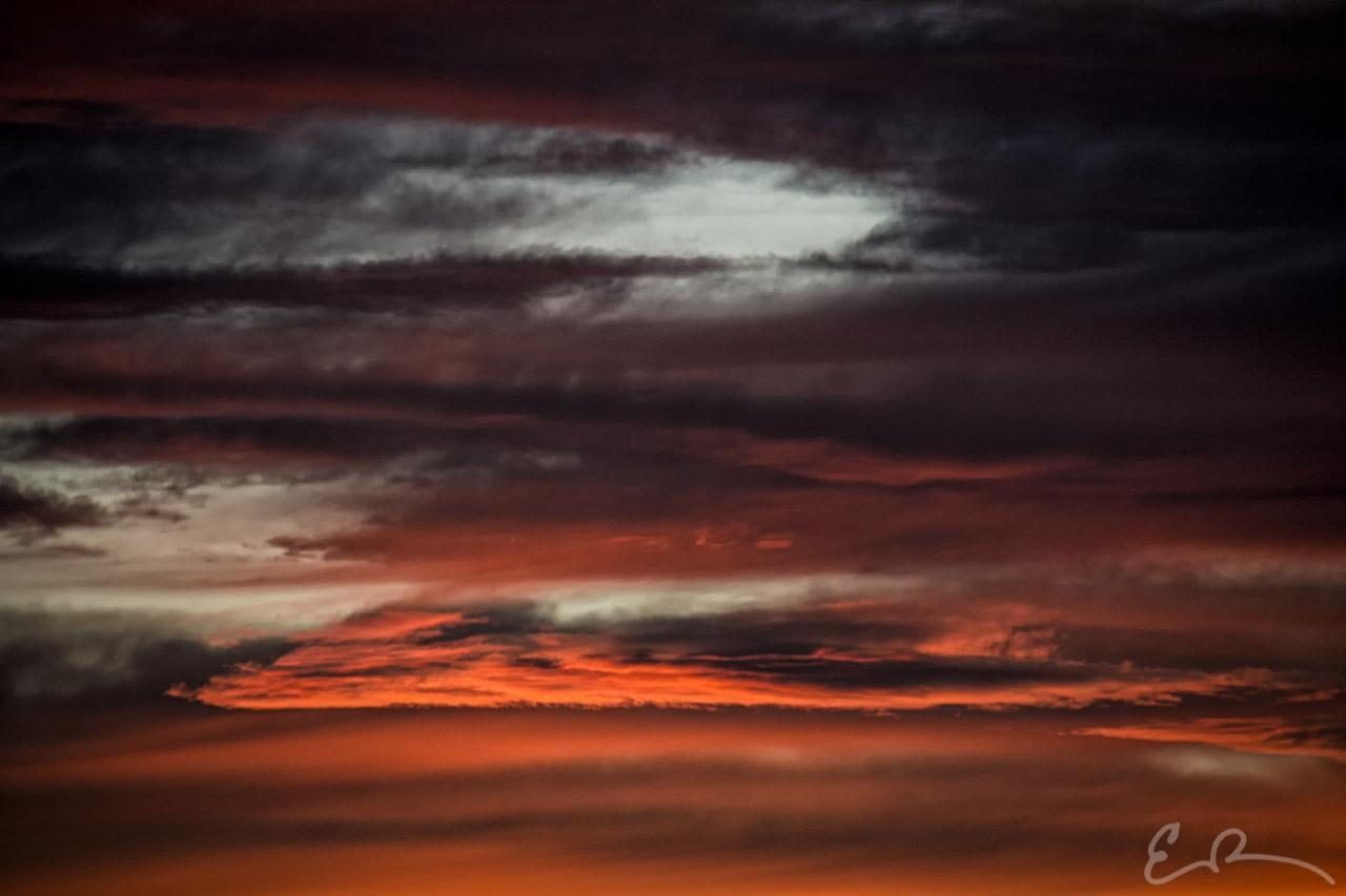 Sky on Fire 10