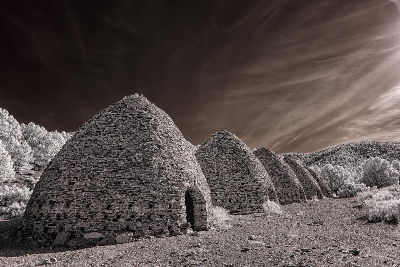 Wildrose Charcoal Kilns I