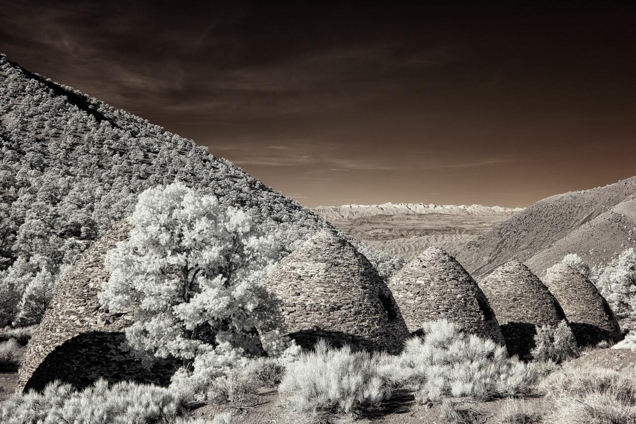 Wildrose Charcoal Kilns II