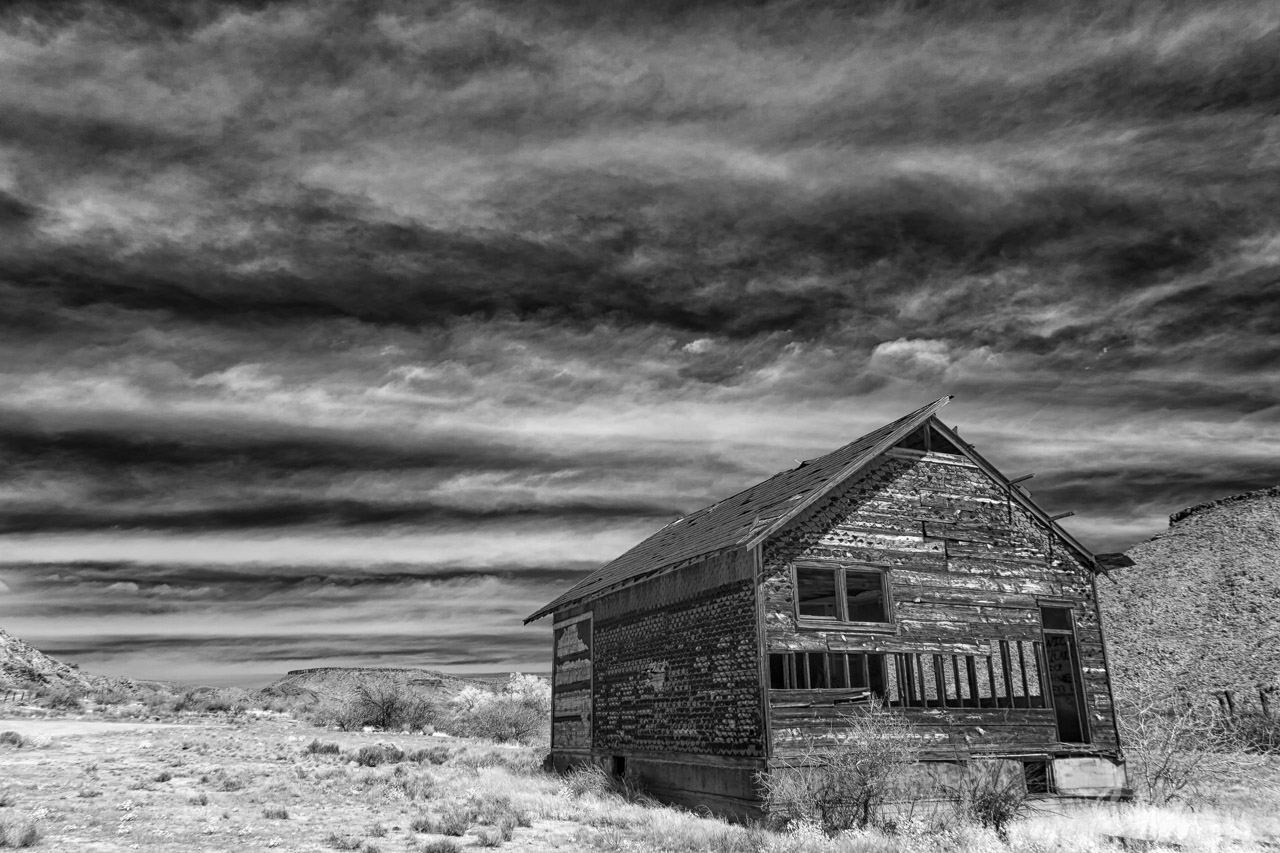 Abandoned Route 66 Homestead I