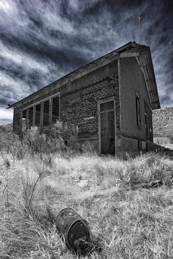 Abandoned Route 66 Homestead III