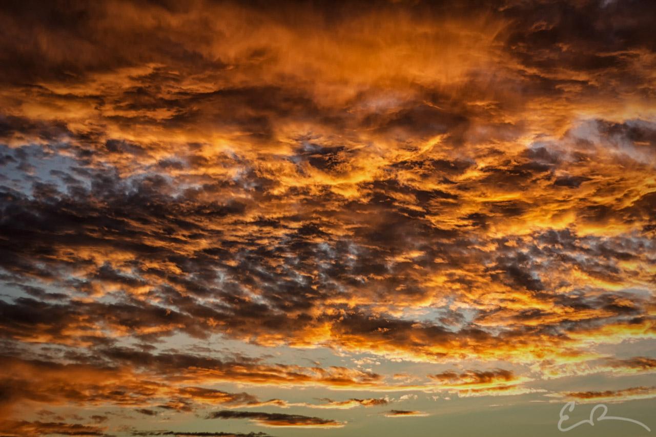 Sky on Fire 6
