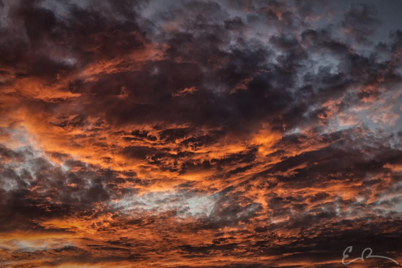 Sky on Fire 7