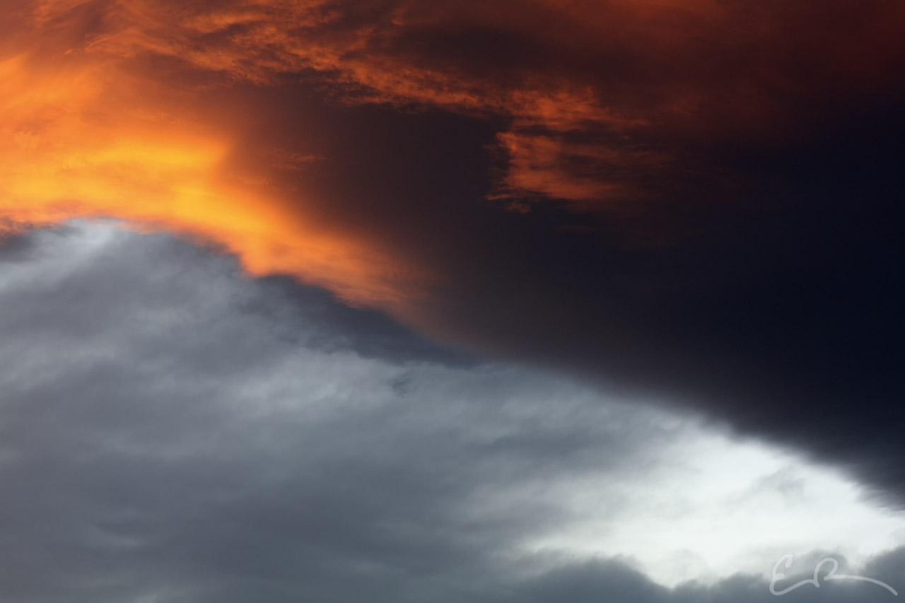 Sky on Fire (2 of 5)
