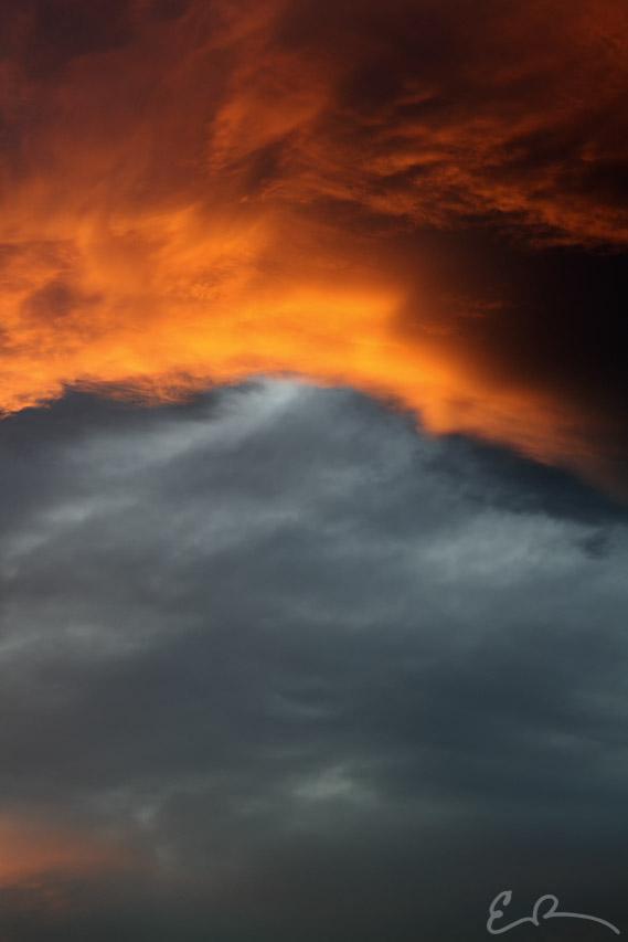 Sky on Fire (3 of 5)
