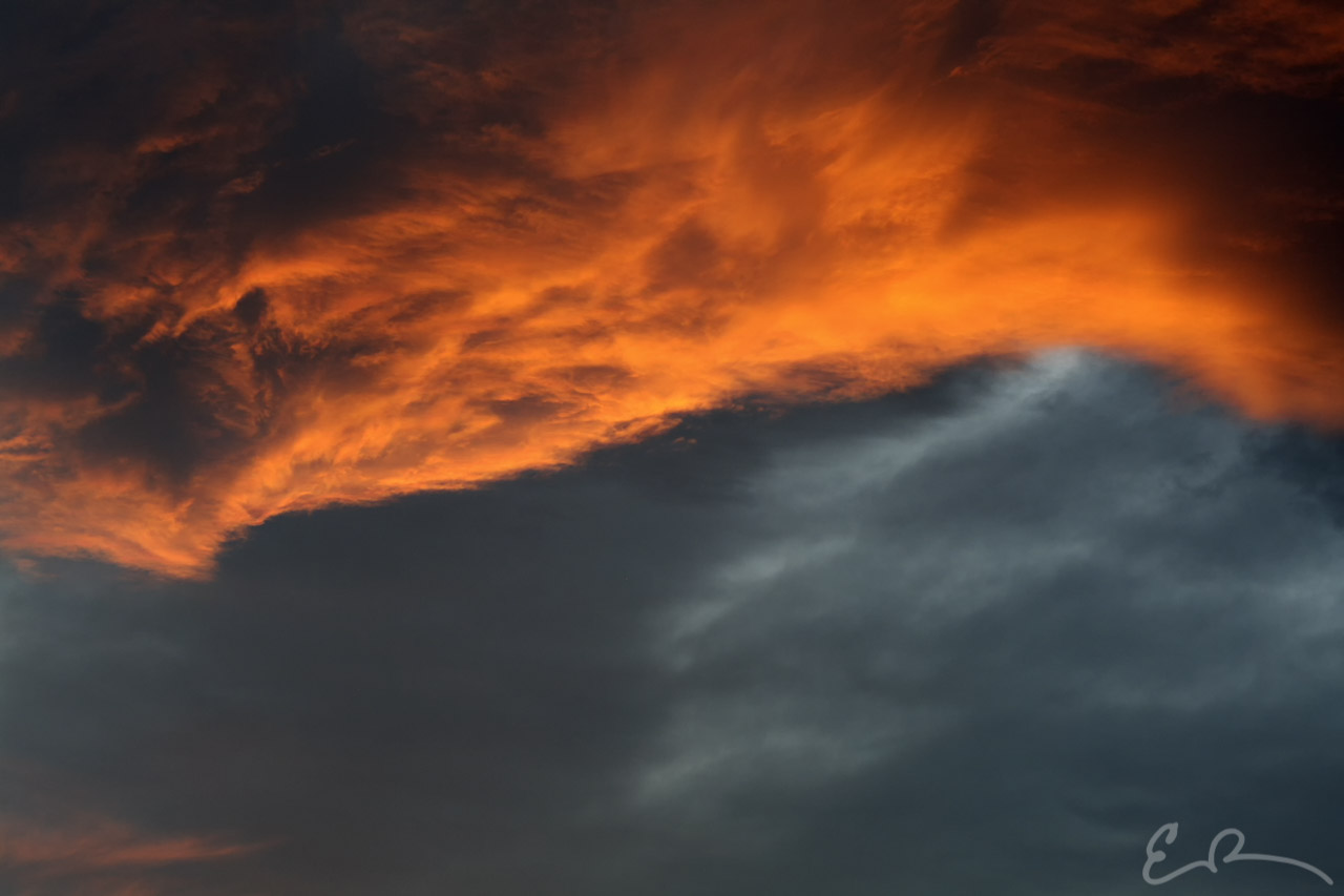Sky on Fire (4 of 5)