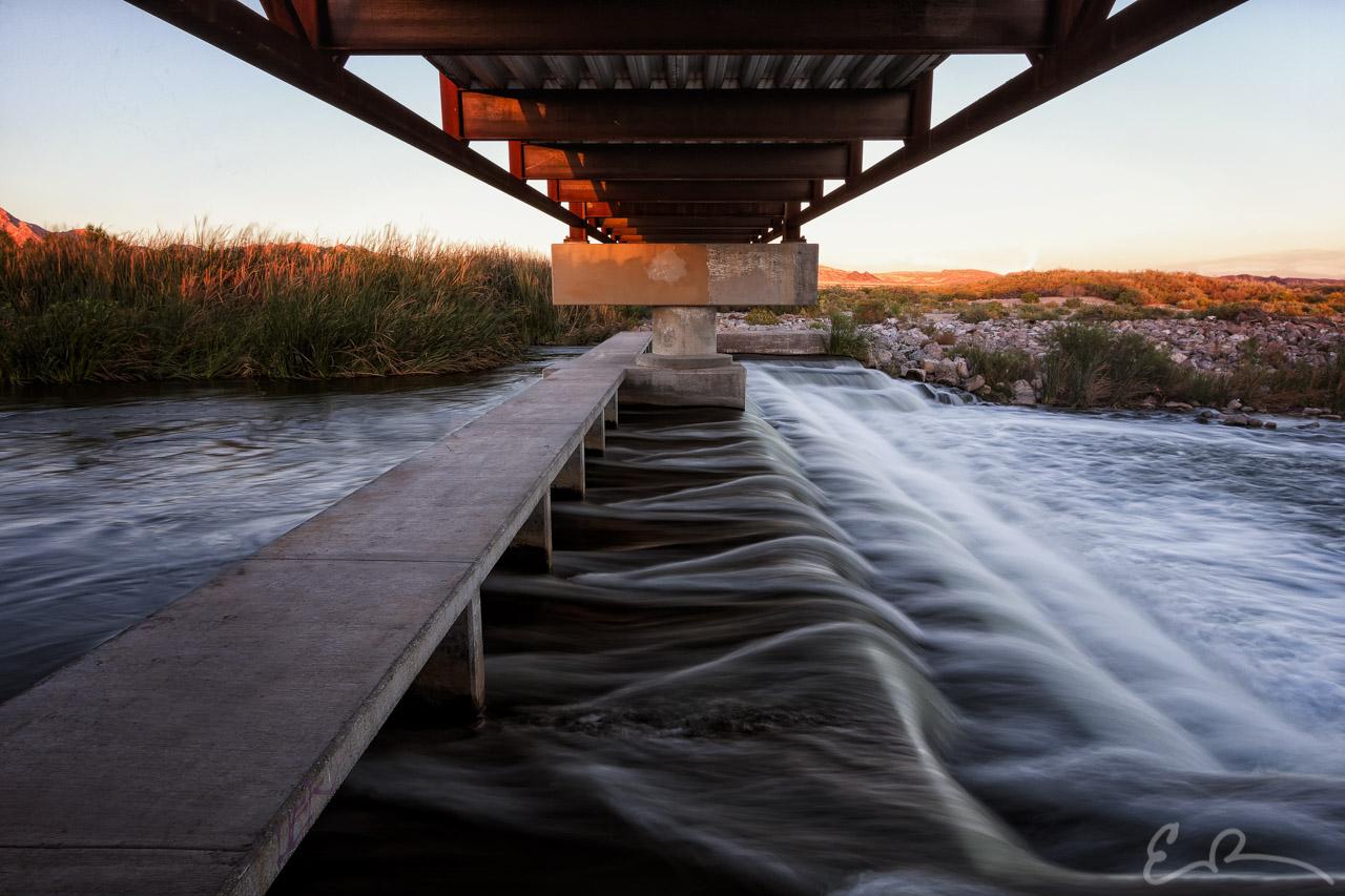 Wetlands Park Bridge III