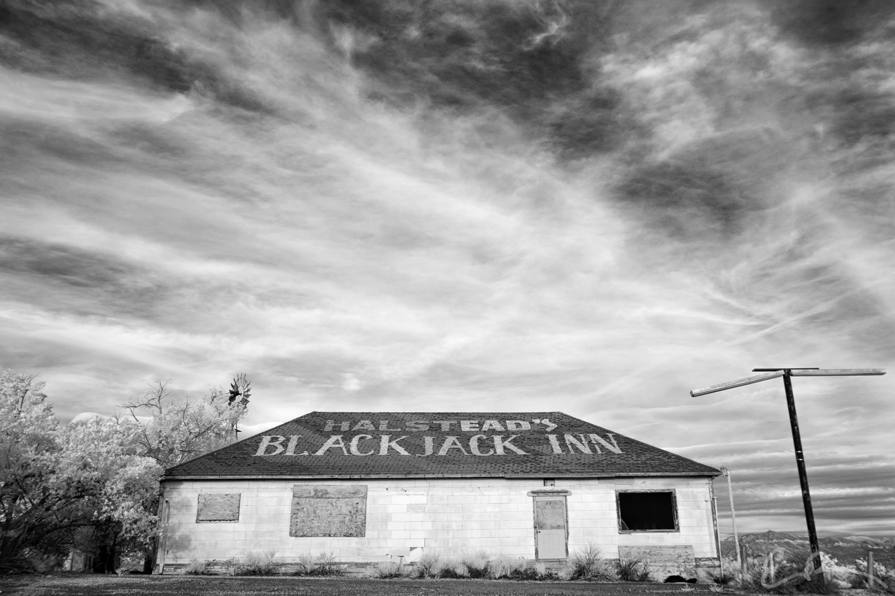 Halstead's Blackjack Inn I